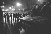В этом тоннеле произошли первые столкновенияс человеческими жертвами. фото Дм.Борко www.grani.ru
